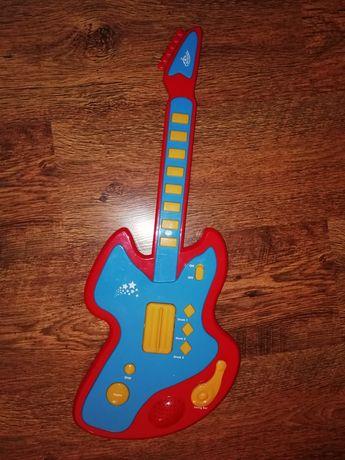 Elektryczna gitara dziecięca zabawka