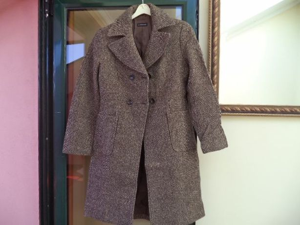 casaco Massimo Dutti em fazenda 75% lâ tamanho 38