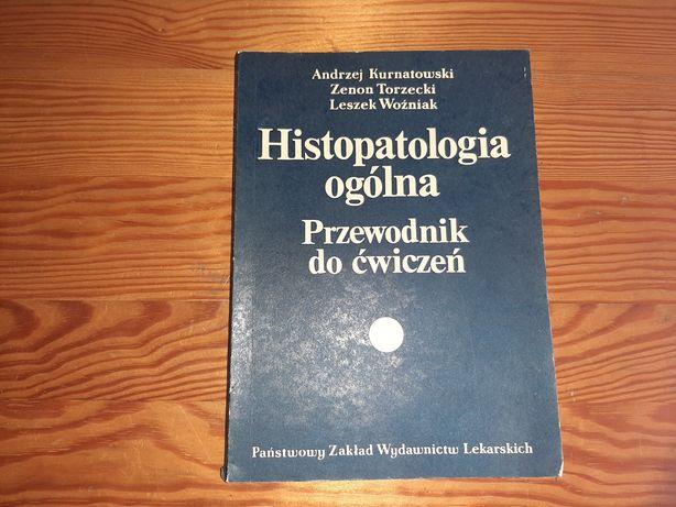 Książka Histopatologia ogólna Biologia Stan BDB !!