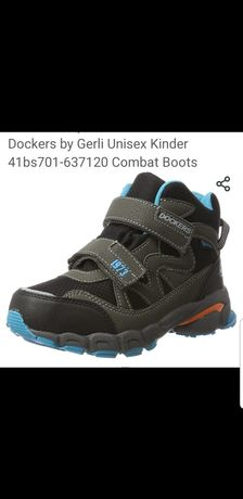 Ботинки Dockers by Gerli Unisex 41bs701-627120