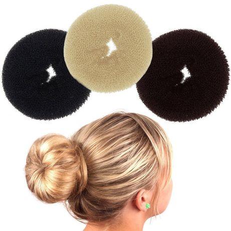 Валик бублик пончик для волос