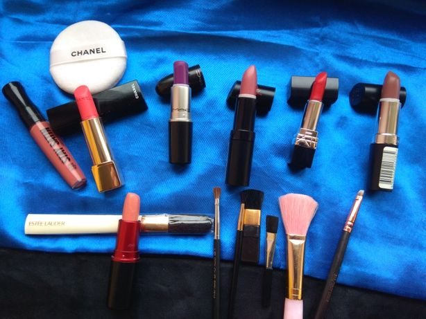 Помада блеск Dior Chanel MAC Lancôme ОРИГИНАЛ Rimmel + ПОДАРКИ
