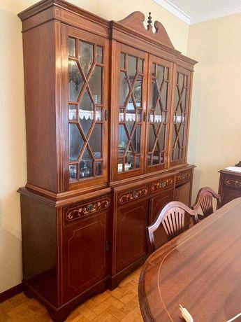 Mobília sala de jantar antiga