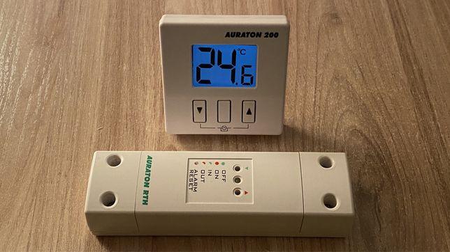 Продам Б/У безпровідний термостат Auraton 200RTH для котла, 16А