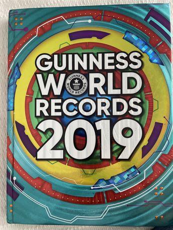 Livro Guinness World Records 2019