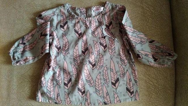 Блуза для девочки Gloria Jeans