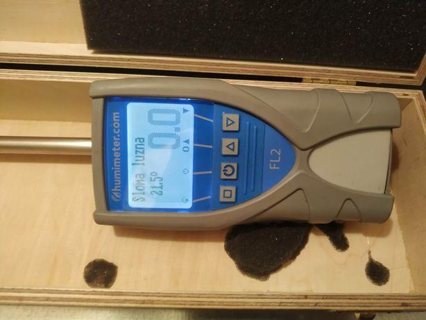Tester i miernik wilgotności siana i słomy Humimeter FL2