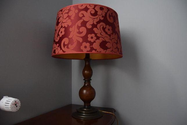Lampa stojąca stołowa / lampa stolikowa