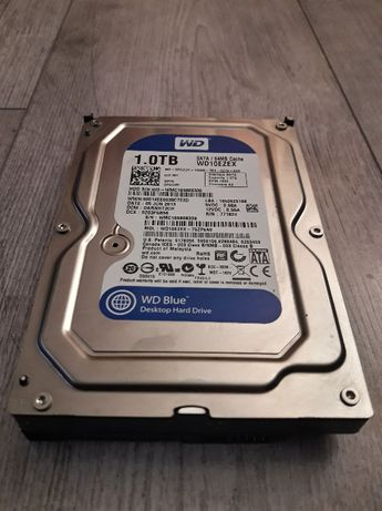 """Dysk Twardy Western Digital 1000GB SATA II 3,5"""""""