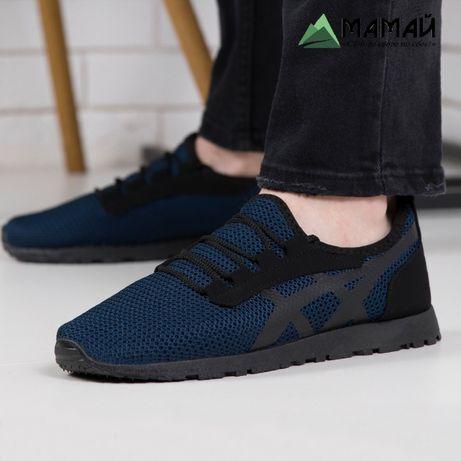 Кросівки чоловічі Кроссовки мужские # 3302 сині