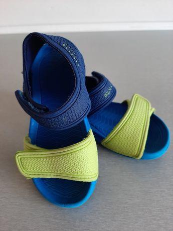 Sandałki dla chłopca - rozmiar 25