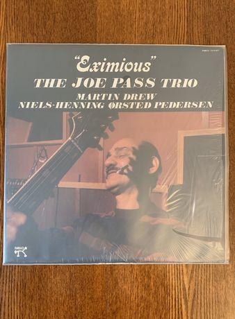 The Joe Pass Trio – Eximious виниловый диск