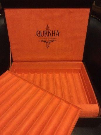Коробка из под сигар Gurkha Black Dragon 30 х 36 х 8