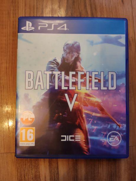 Battlefield V PS4 PL