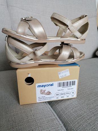 Sandałki Mayoral rozmiar 30