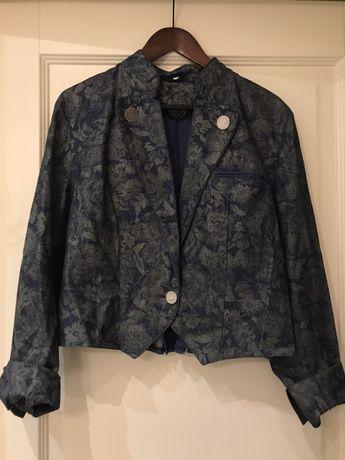 Marynarka żakiet kurtka vintage roz 42