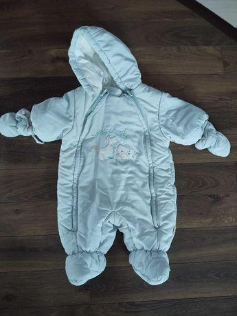 Kombinezon niemowlęcy rozmiar 56/62