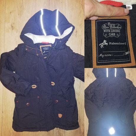 Куртка парка еврозима непромокаемая  palomino