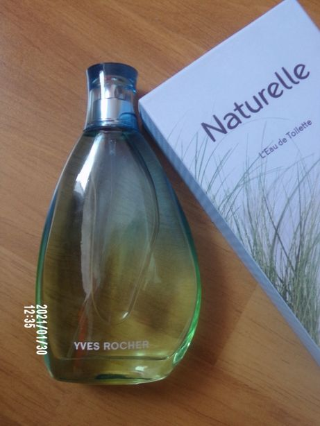 Woda toaletowa Naturelle Ives Rocher