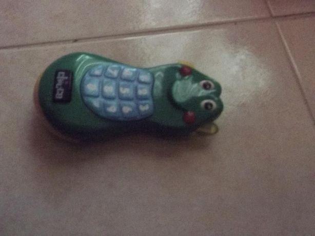 Telefone da Chicco
