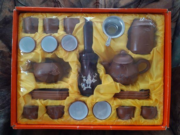 Китайский чайный сервиз для чайных церемоний