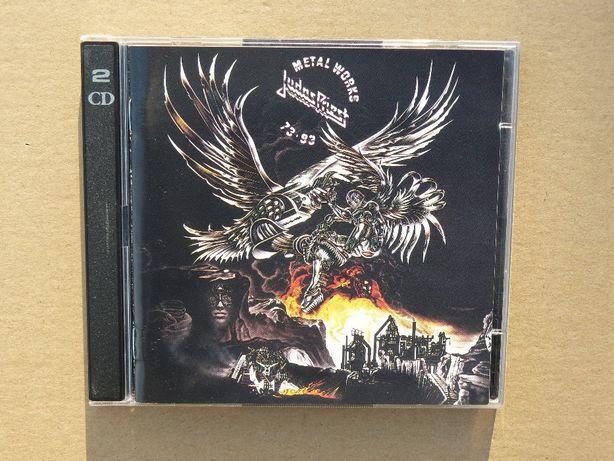 2cd JUDAS PRIEST Metal Works 73-93 wyd.EU 1993 Superstan !!