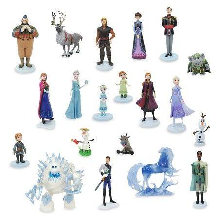 """Мега игровой набор """"Холодное сердце 2"""" Frozen 2 Mega Figure Play Set Д"""