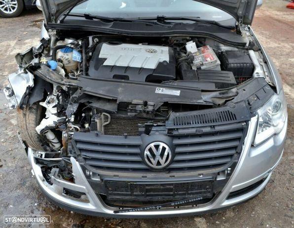 Motor Volkswagen Tiguan Sharan Passat New Beetle Jetta Golf Touran Scirocco Eos Caddy 2.0Tdi 140cv CFFB CFFD CFHC CRBC Caixa de Velocidades Automatica + Motor de Arranque  + Alternador + compressor Arcondicionado + Bomba Direção