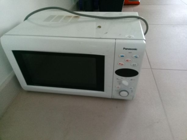 Kuchenka mikrofalowa Panasonic