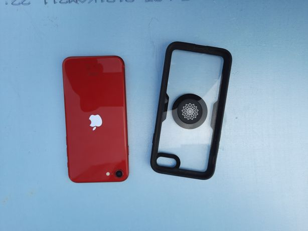 Iphone SE RED stan idealny