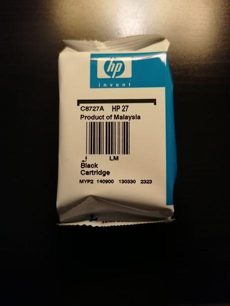 Tinteiro original HP 27