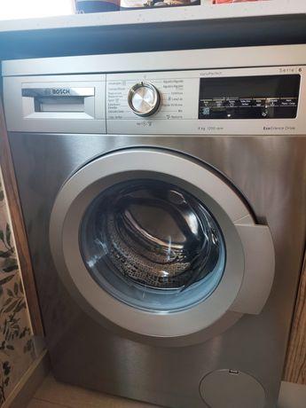 Máquina de Lavar Roupa BOSCH Série 6, 8Kg 1200 rpm