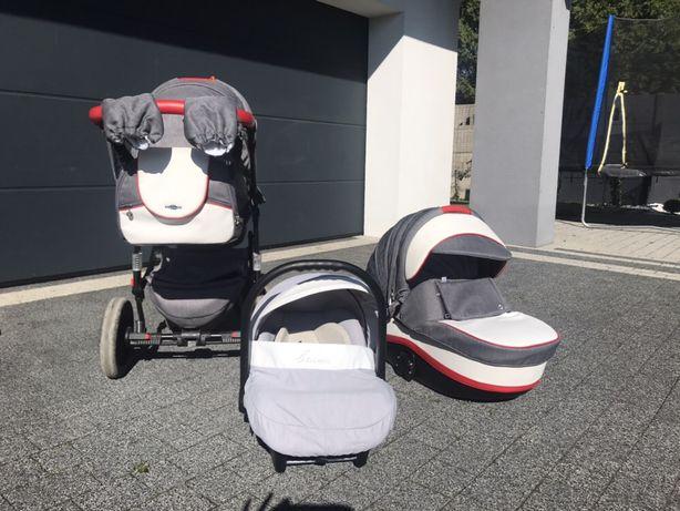 Wózek Adamex 2w1 plus nosidelko