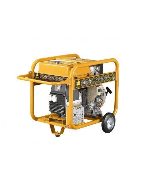 Gerador diesel YD 5000 CD COM AVR