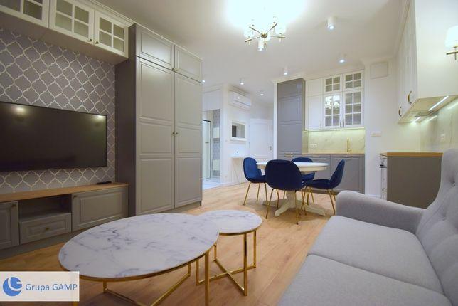 NOWY 3-pok apartament z klimatyzacją, 60m2, Rakowicka, Stare Miasto