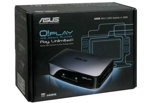 leitor multimedia HD O'play hdp-R1