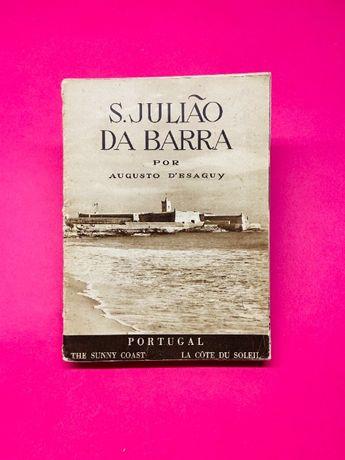 S.Julião da Barra - Augusto D'Esaguy - RARO