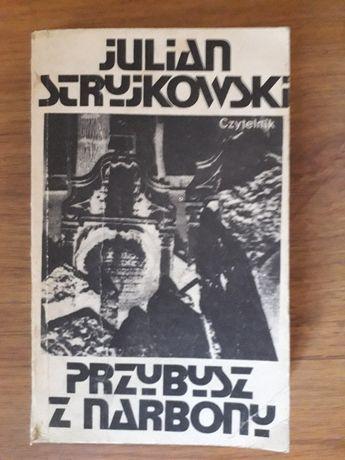 """Julian Stryjkowski, """"Przybysz z Narbony""""."""