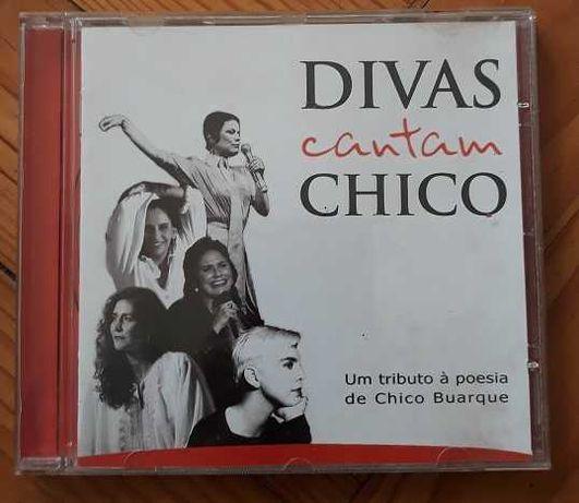 Divas Cantam Chico - Tributo à Poesia de Chico Buarque
