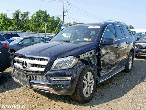 Mercedes-Benz Gl 2014 Gl 350 Bluetec