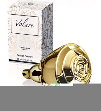 Женская парфюмерная вода Oriflame Volare Gold Орифлейм Воларе 33448