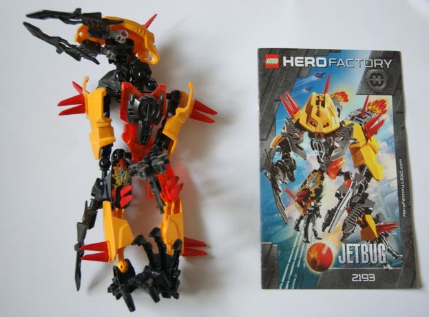 Lego Hero Factory 2193 - Jetbug