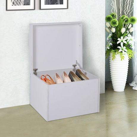 Szafka na buty ławka z szuflada