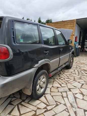Nissan Terrano Tibete II