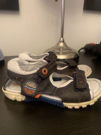 Sandały lasocki r.27, 17 cm