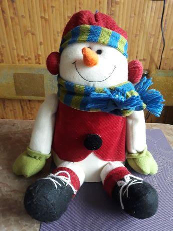 Сніговик снеговик