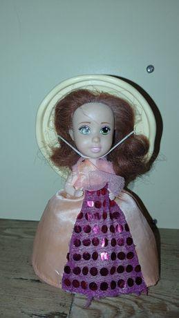 Кукла в кексе ванилька