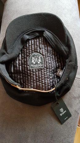 kaszkiet firmy  Brixton   czarny