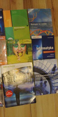 Książki do klasy 1 LO