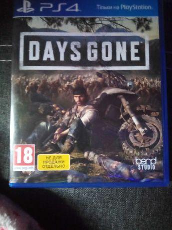 Days Gone отличная игра